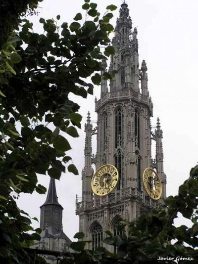 Torre de la Catedral de Amberes