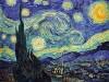 Cielo estrellado de Van Gogh