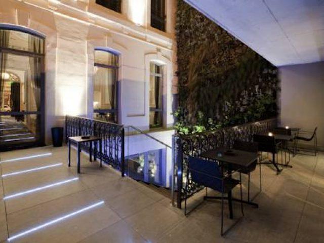 Hotel C2 en Marsella