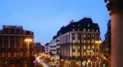Marriott Hotel Brussels Grand Place, exterior
