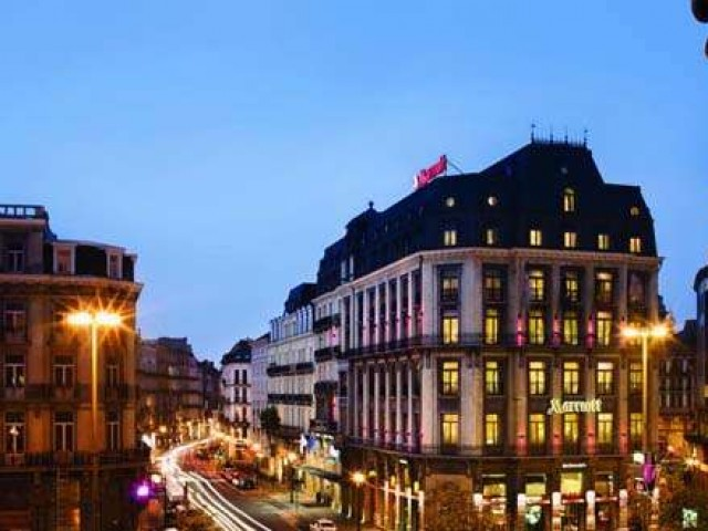 Hotel Marriott Brussels Grand Place