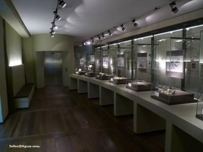 Sala del Museo Grand Curtius