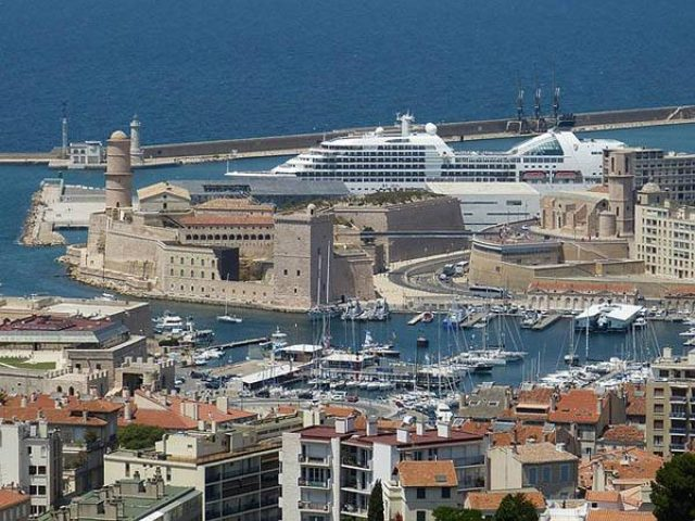 Visita por Marsella para cruceristas