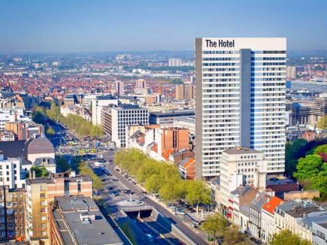 The Hotel Brussels, excelente opción en Bruselas
