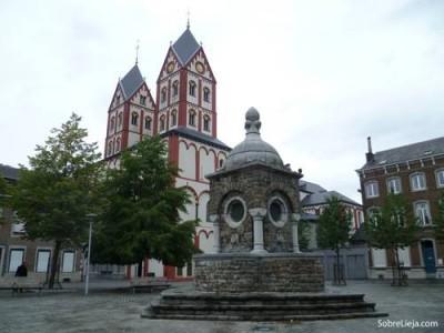 Colegiata de Saint Barthelemy de Lieja