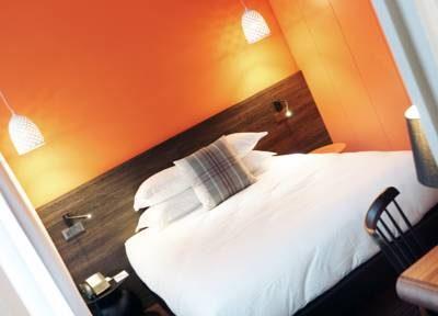 Hotel Alex en Marsella habitación