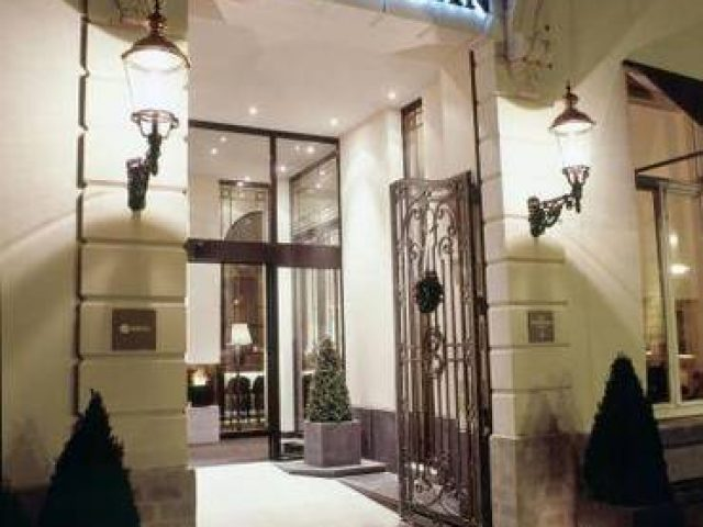 Hotel The Dominican, en Bruselas